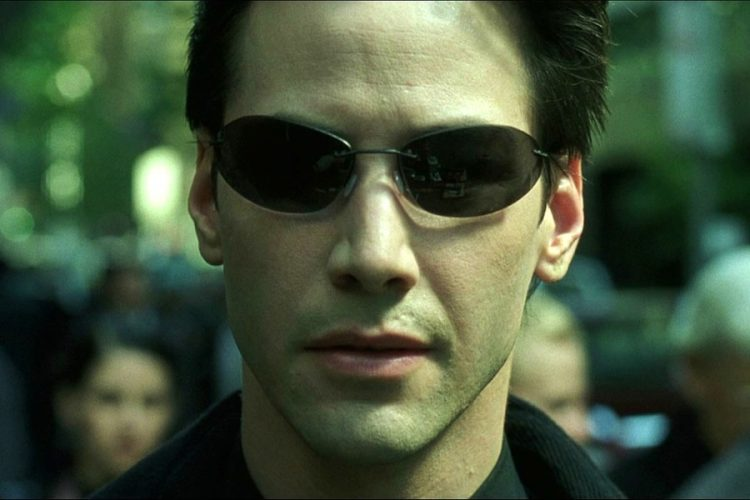 matrix movie analysis This movie is about neo, a computer hacker who is trying to find out what the matrix is he finds out that he has been living in a dream world controlled by the machines.